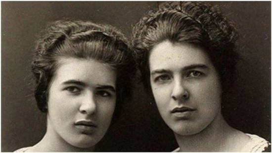 خواهران دوقلوی پاریسی؛ قاتلان بالفطره و ترسناک