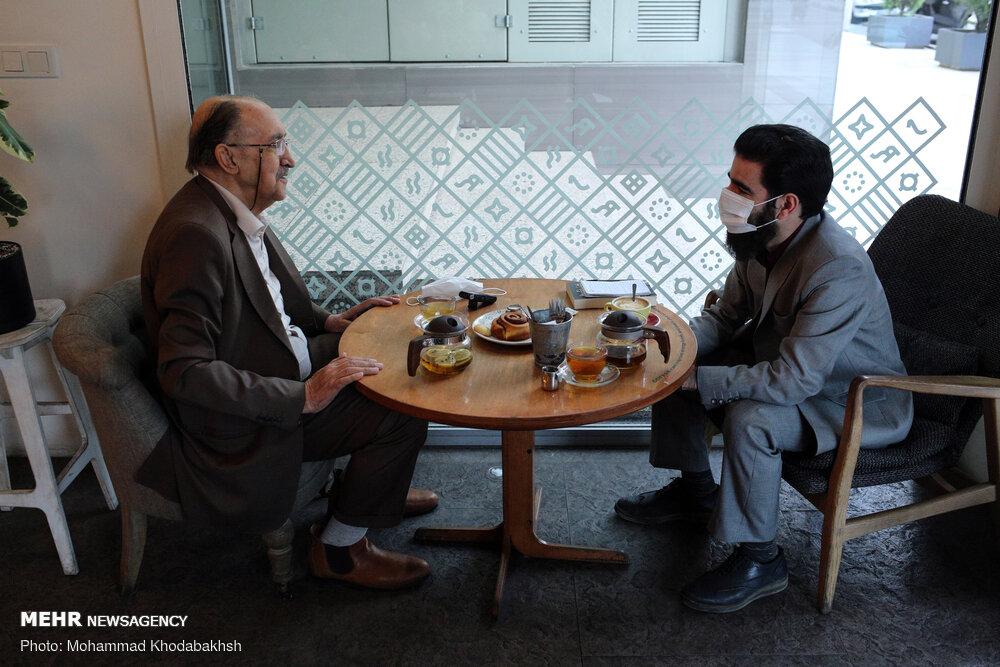 فیلم «محمد رسولالله» مدرسه دوبله است/ مدیر دوبلاژ اعلیحضرت بود!