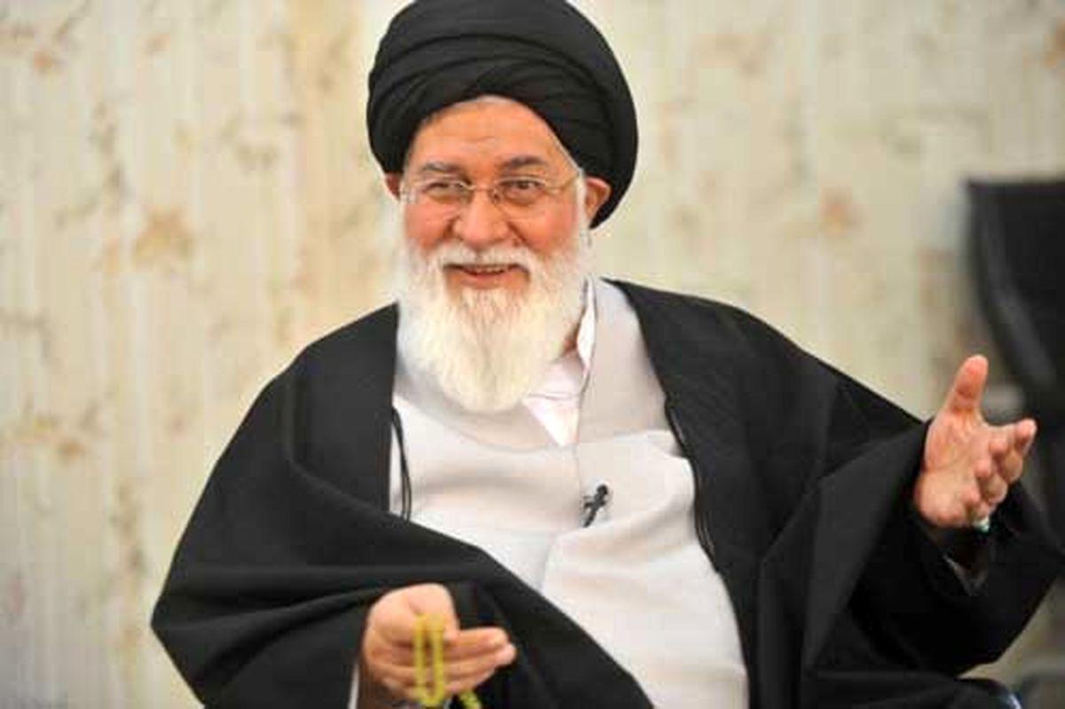 مخالفت علمالهدی با استفاده از دو واژه در مشهد