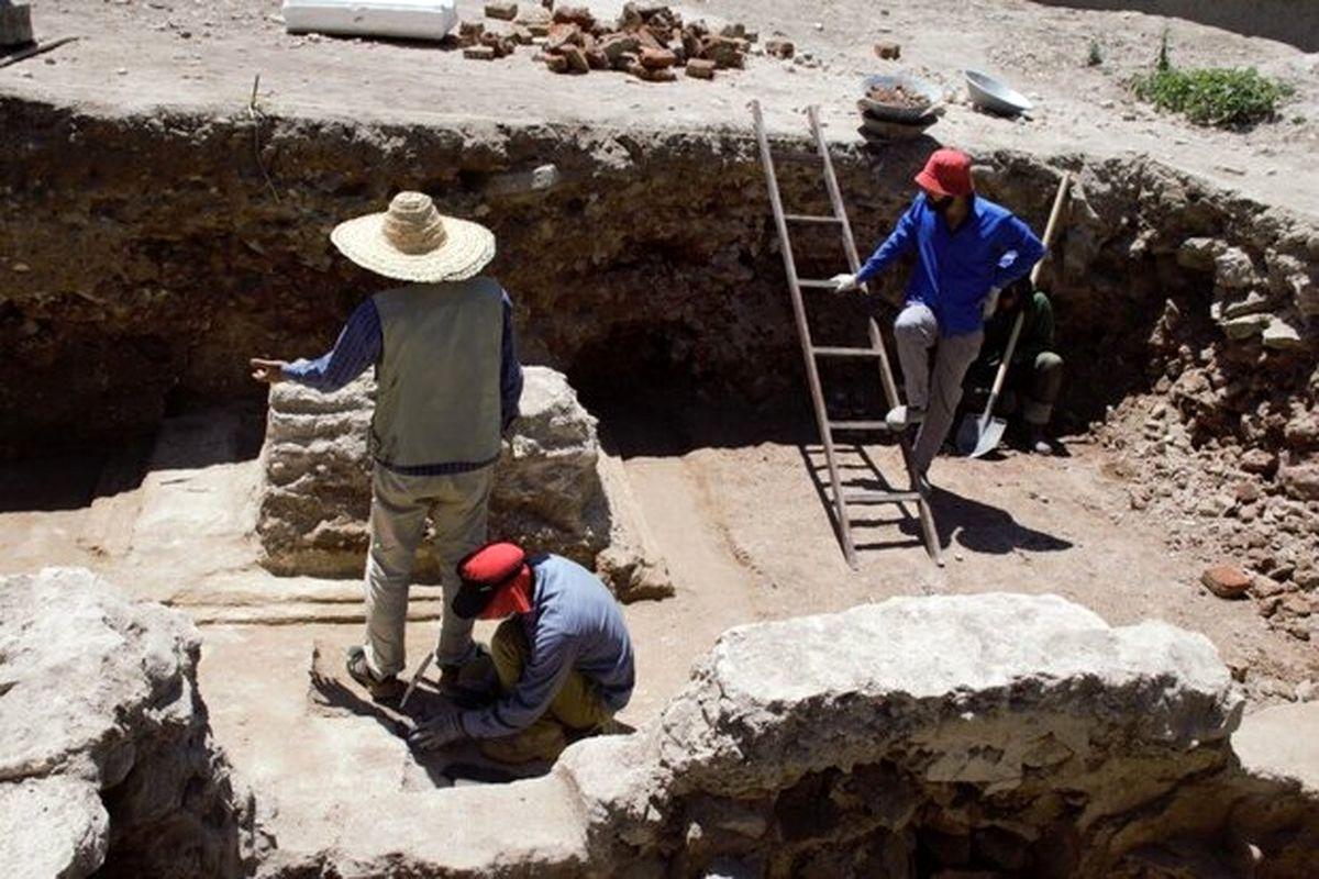 کشف اولین آتشکده ساسانی و پساسانی در مازندران