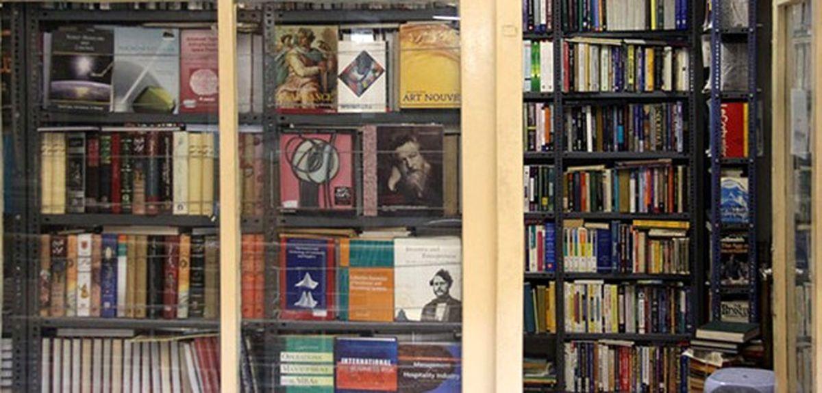گشتی در پاساژ محبوب کتابخوانهای پایتخت/ اینجا بهشت کتابخوانهاست