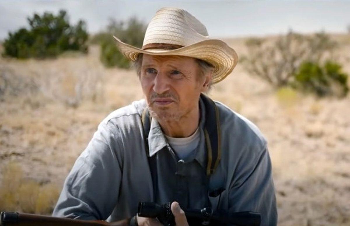 لیام نیسون با فیلم جدیدش بر صدر گیشه آمریکا تکیه زد