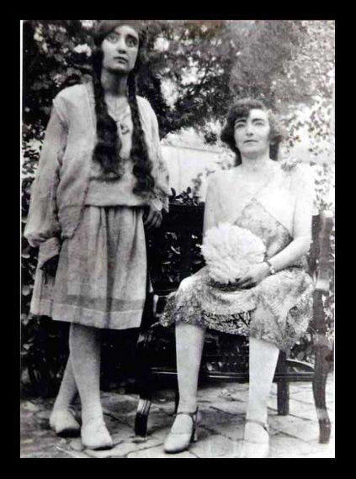 سرنوشت تلخ و غمانگیز دختر زیبای قاجار