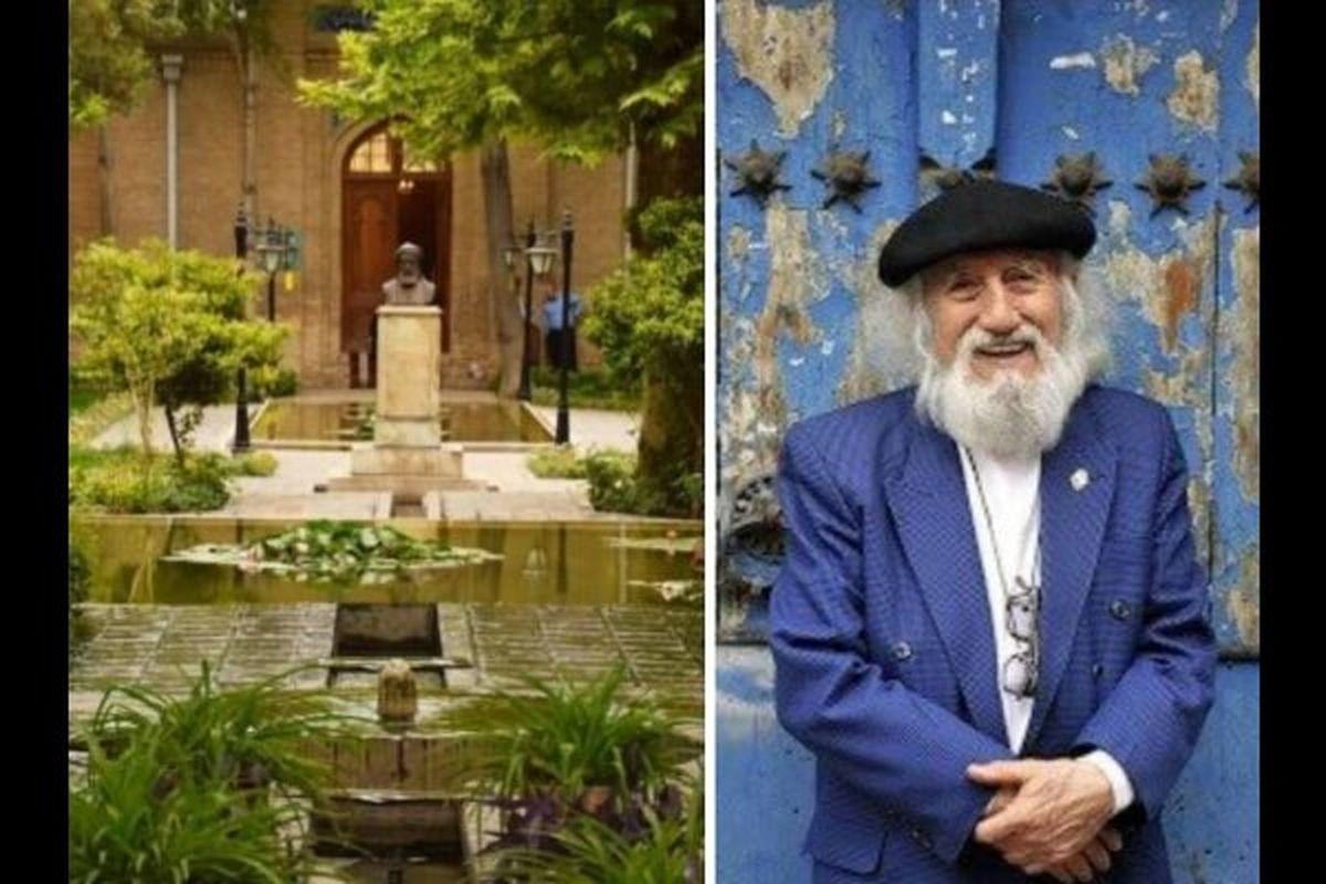 نمایش دائمی نقاشیهای حسین محجوبی در باغ موزه نگارستان