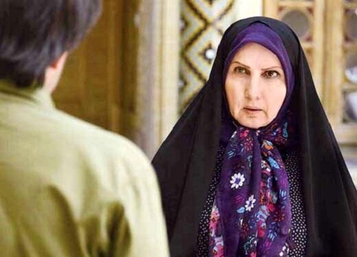 زهرا سعیدی: بازی در نقش مادرِ شهید شهریاری، برایم سخت و غمانگیز بود