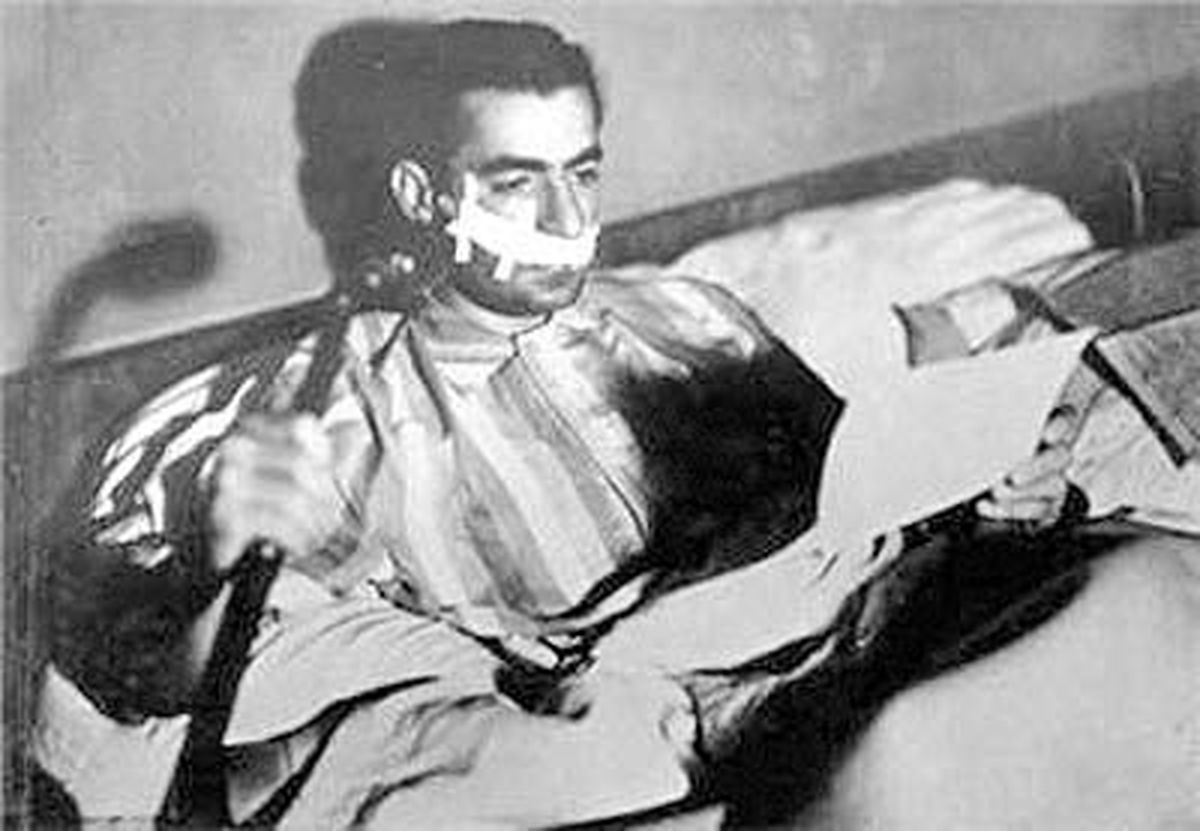 حراج هدیه محمدرضا پهلوی به نیکولا چائوشسکو + عکس