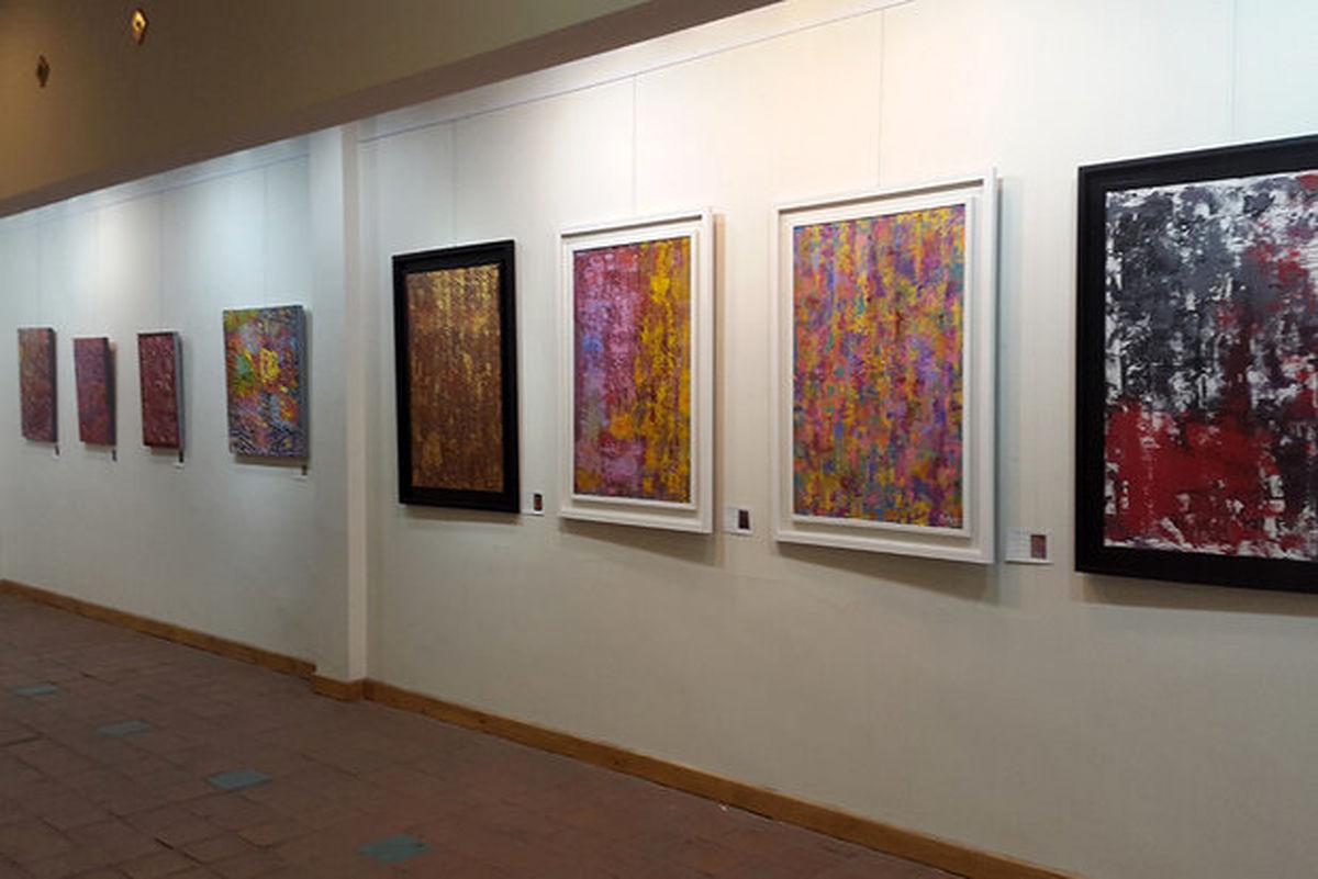 نمایشگاه هنرهای تجسمی «بهارنگ» در گالری«رسول مهر»