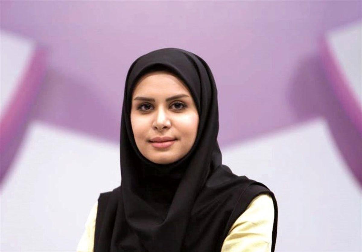 دعوت نجمه جودکی مجری تلویزیون برای حضور در انتخابات