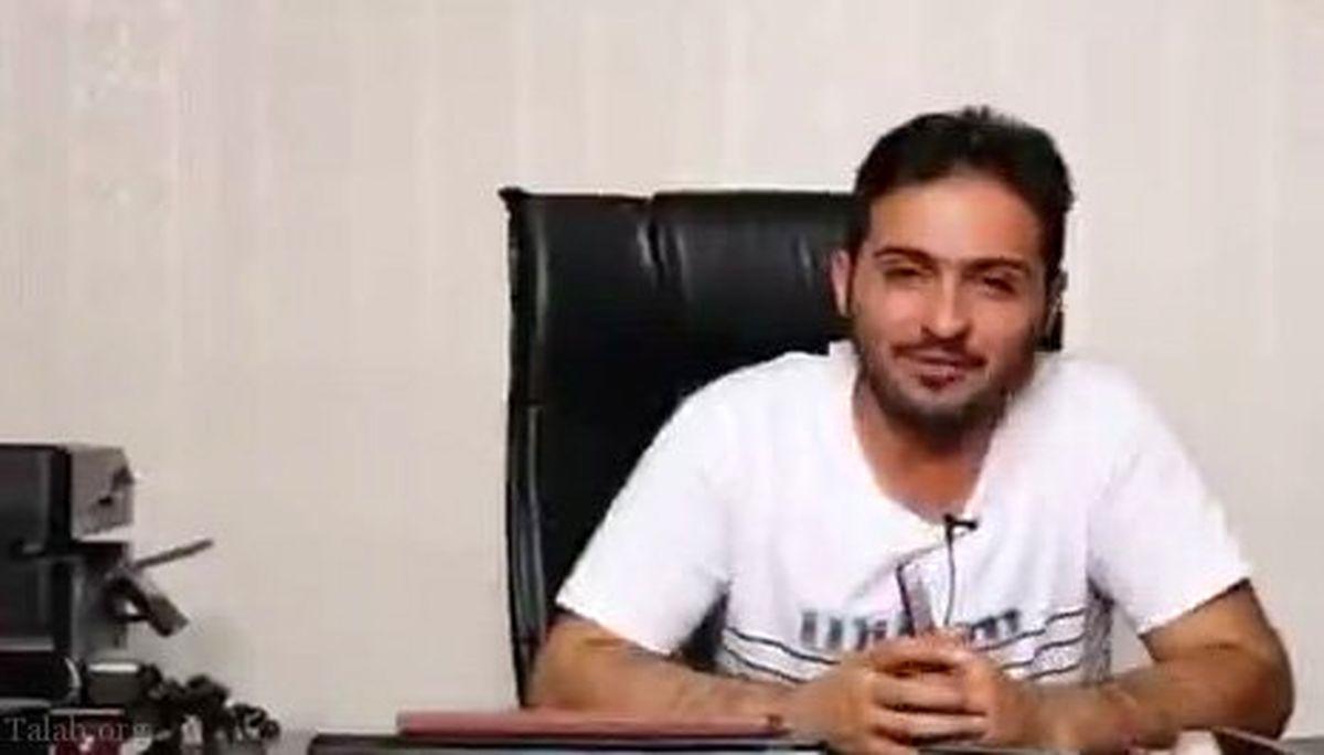 مجری دوربین مخفی مردم را به حضور در انتخابات دعوت کرد
