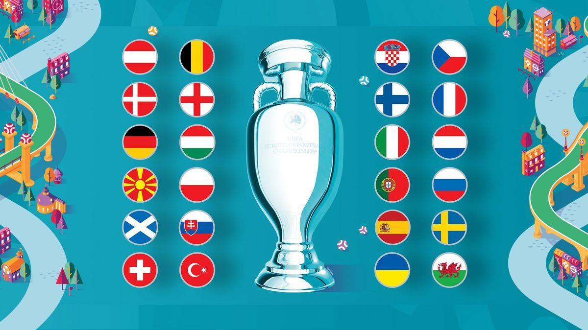 زمان پخش فوتبال های یورو ۲۰۲۰ از شبکه های سه و ورزش