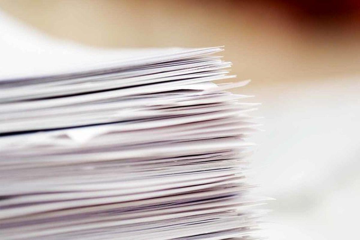 اطلاعیه تامین کاغذ نشر کتاب در سال ۱۴۰۰