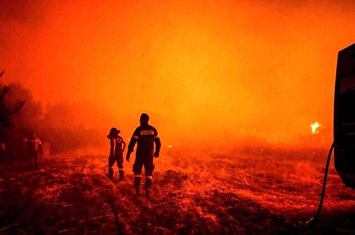 مرور رویدادها و اخبار جهان از نگاه عکاسان