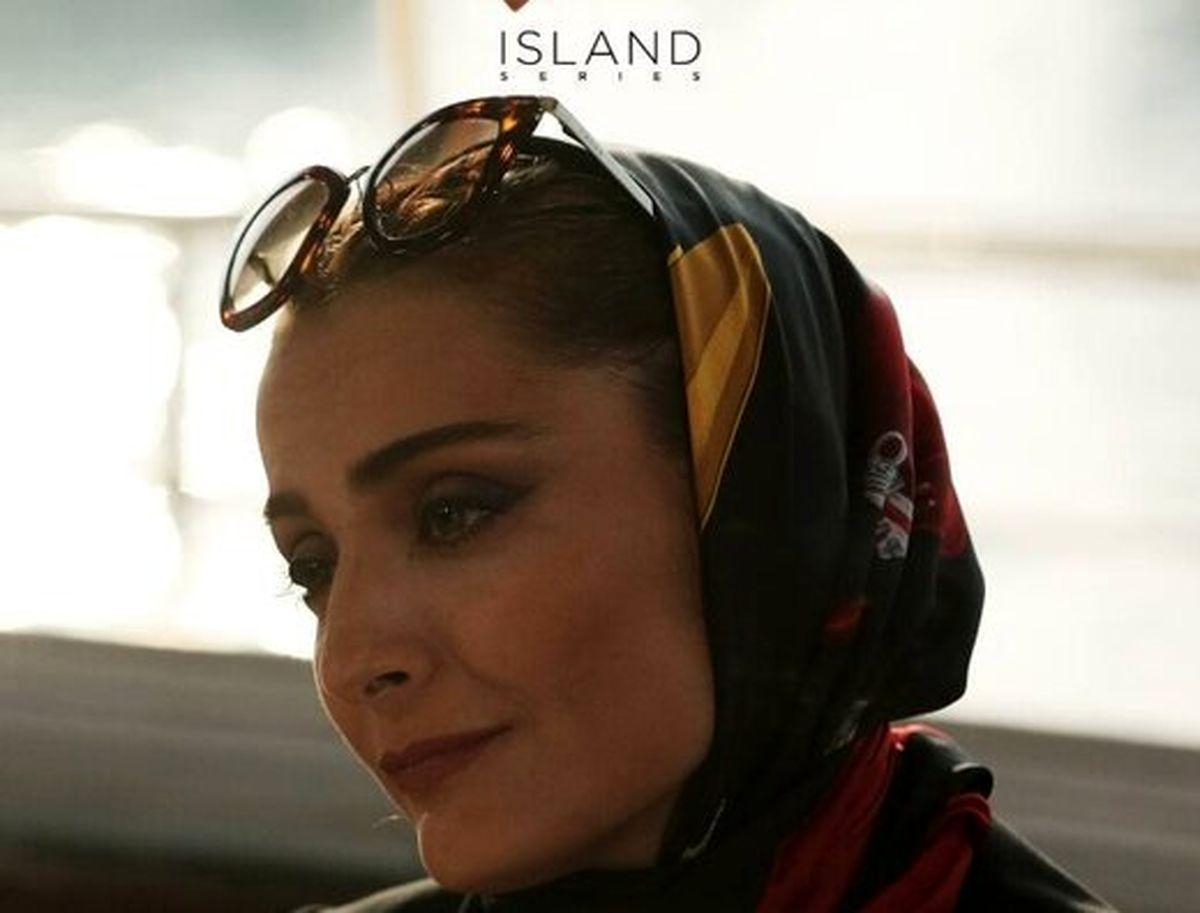 السا فیروزآذر بازیگر «جزیره» شد