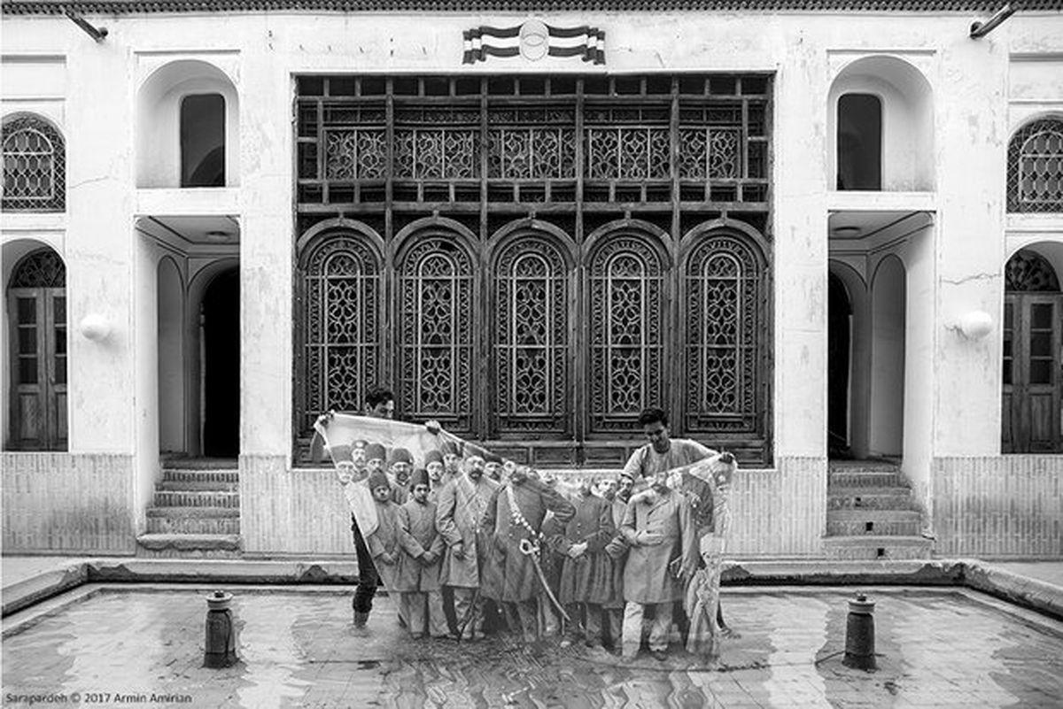 نمایش آثار هنرمند ایرانی در موزه هنر «کاتونا» نیویورک