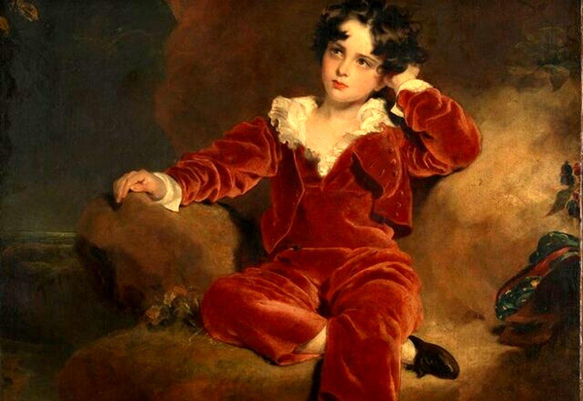 چرا «پسر قرمزپوش» میلیونها پوند می ارزد؟