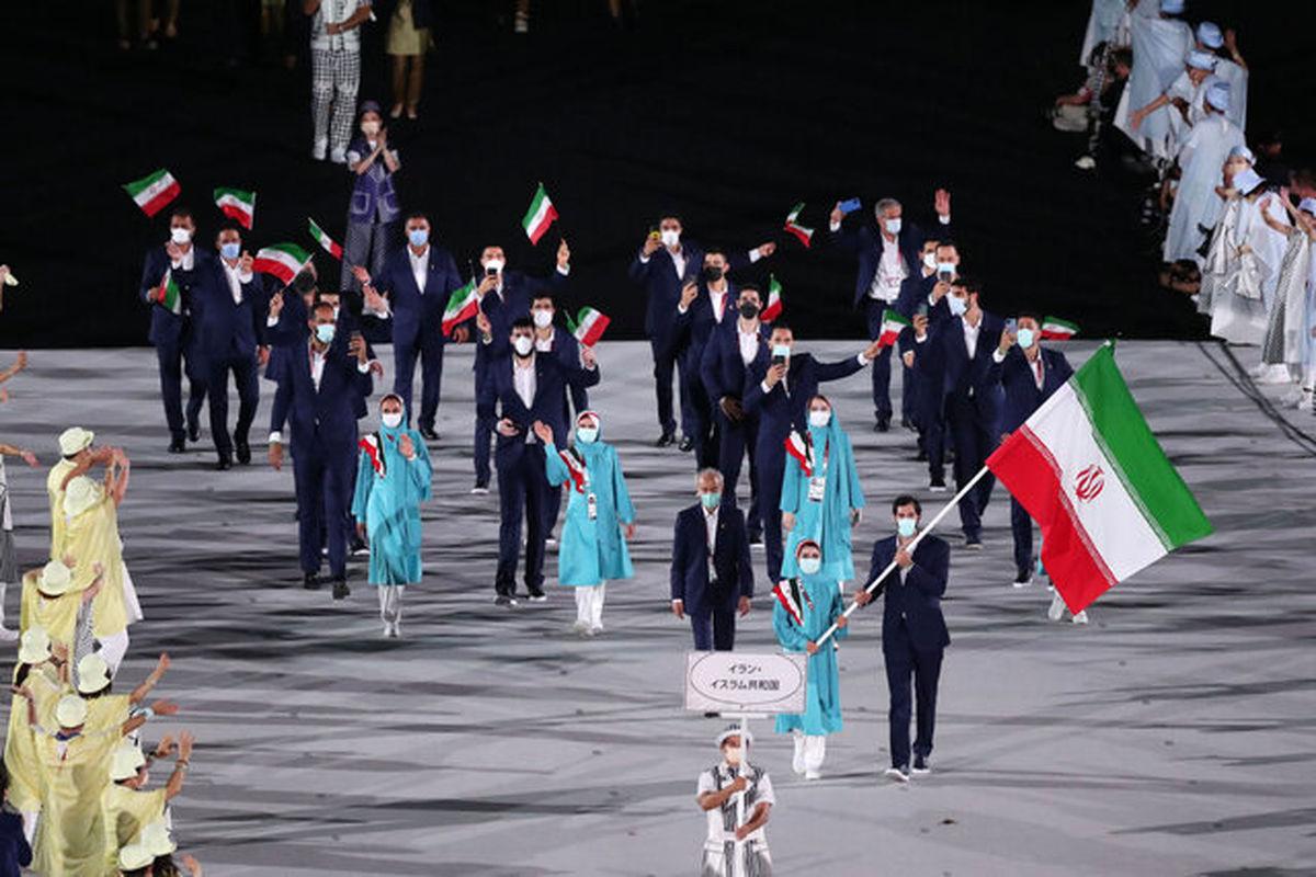 لباس سلبریتی ها را نمی توان طراحی کرد، المپیک چطور؟