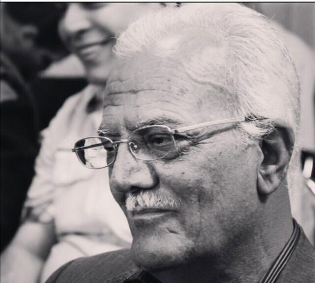 درگذشت ناصر فولادینسب بر اثر کرونا