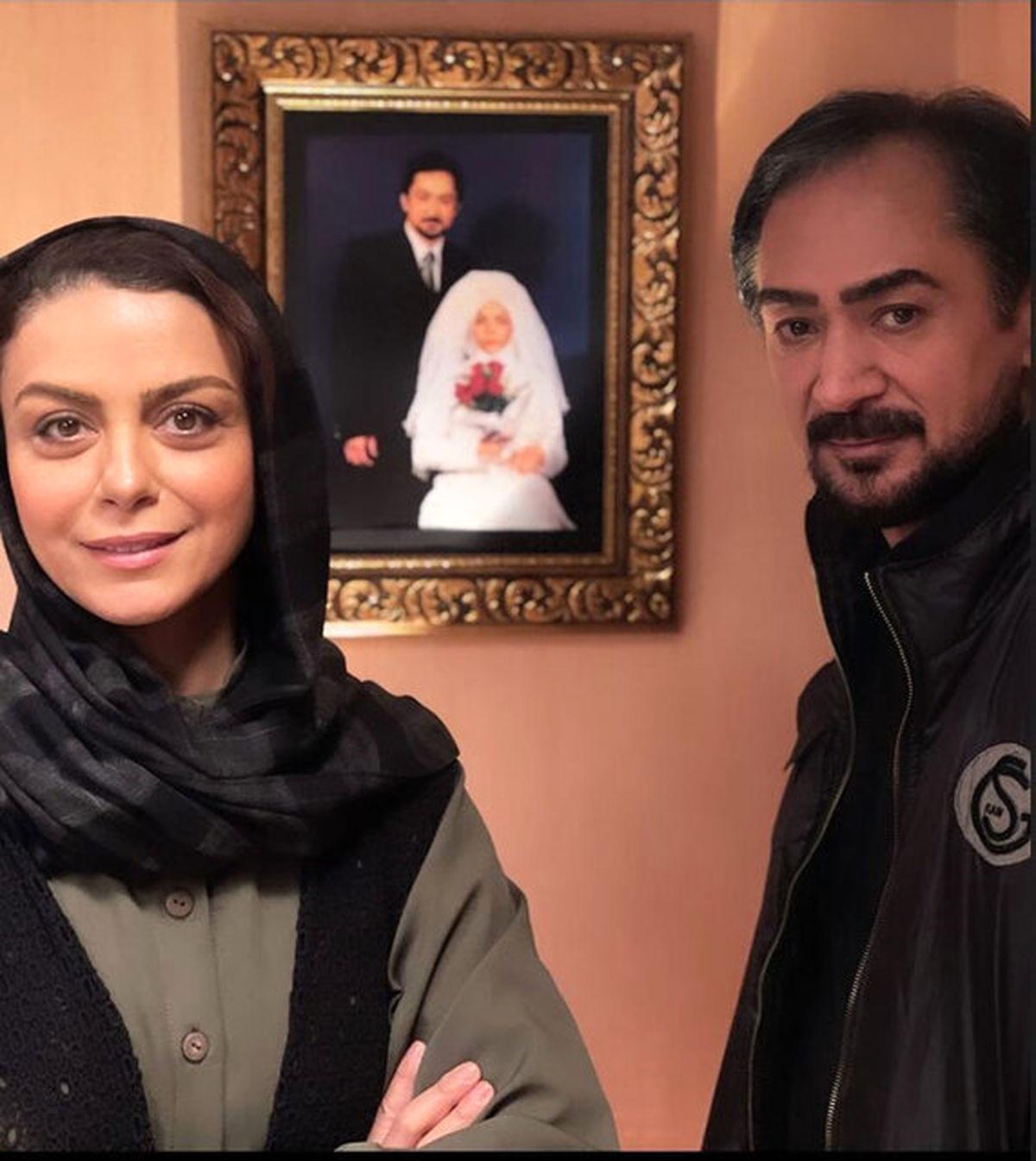 حمله ۲ بازیگر «یاور» به نویسنده سریال