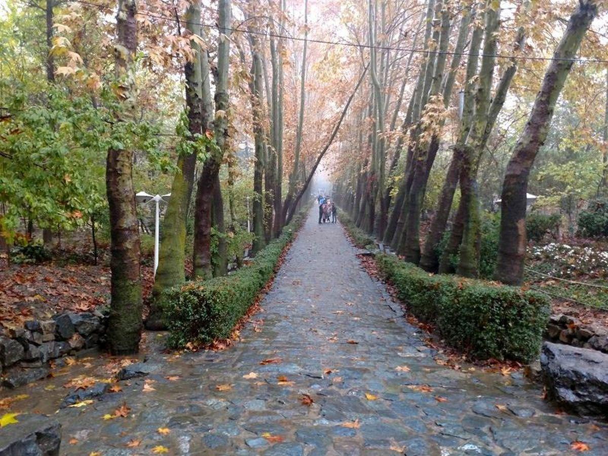 بزرگترین پارک های تهران