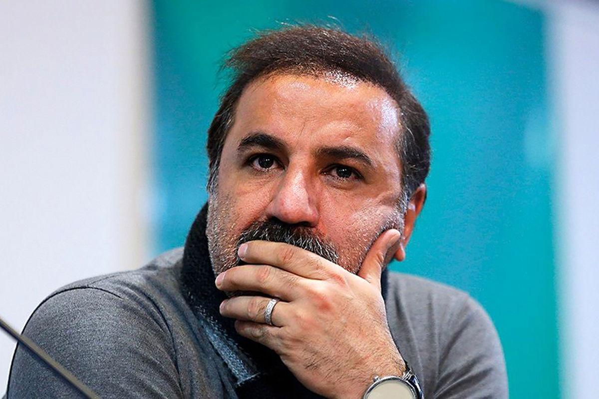 علی سلیمانی تا همین چند روز قبل خنده روی لب مخاطب می نشاند