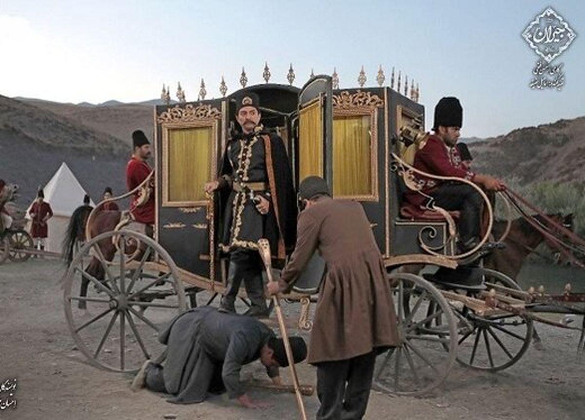 تصاویر تازه از سریال «جیران» به کارگردانی حسن فتحی