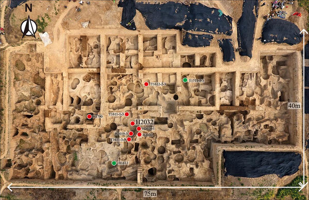 کشف قدیمیترین ضرابخانه سکه جهان