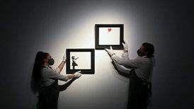 بنکسی، رابین هود دنیای هنر است
