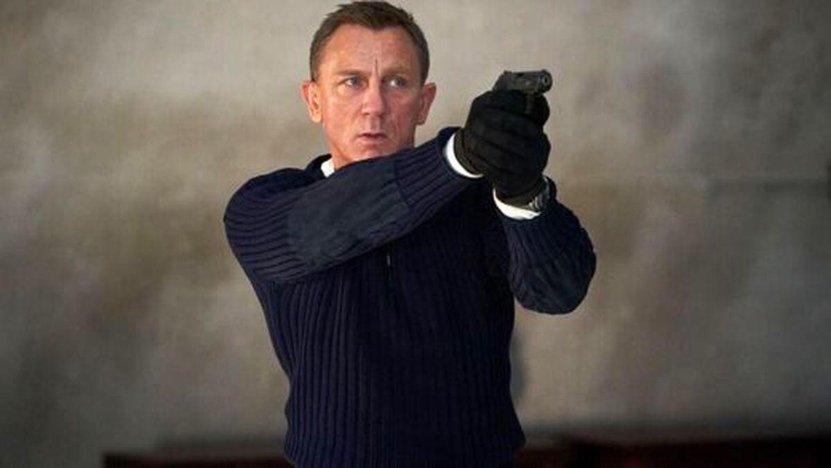 «جیمز باند» سرانجام روی پرده میرود