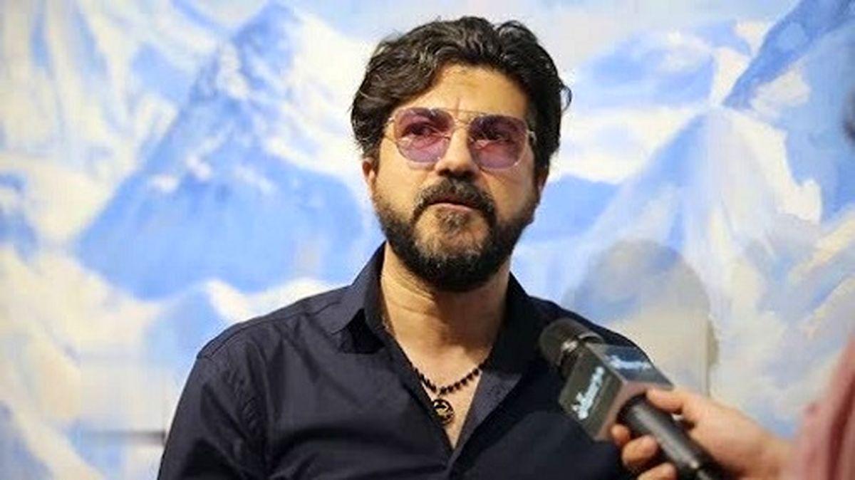 «سامان» خواننده پاپ هم از ایران رفت