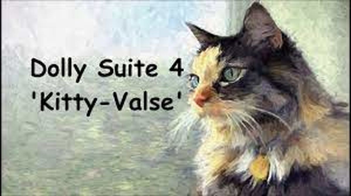 Faure Kitty Waltz