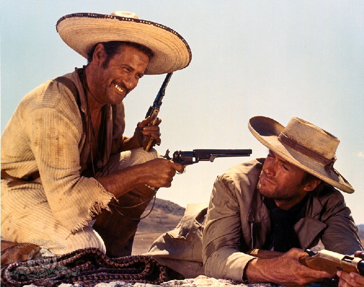 دوئل در فیلم Western (کابویی غرب وحشی) خوب بد زشت