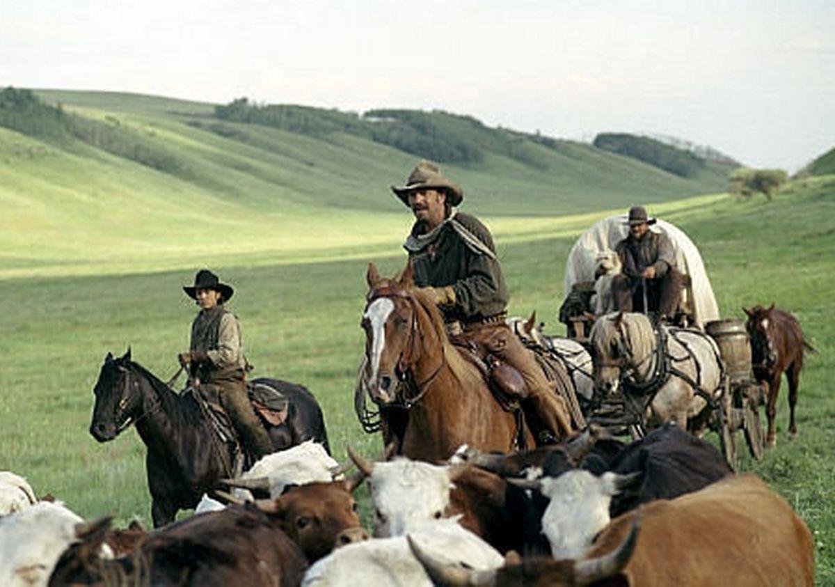 فیلم وسترن «دشت باز» Open Range 2003
