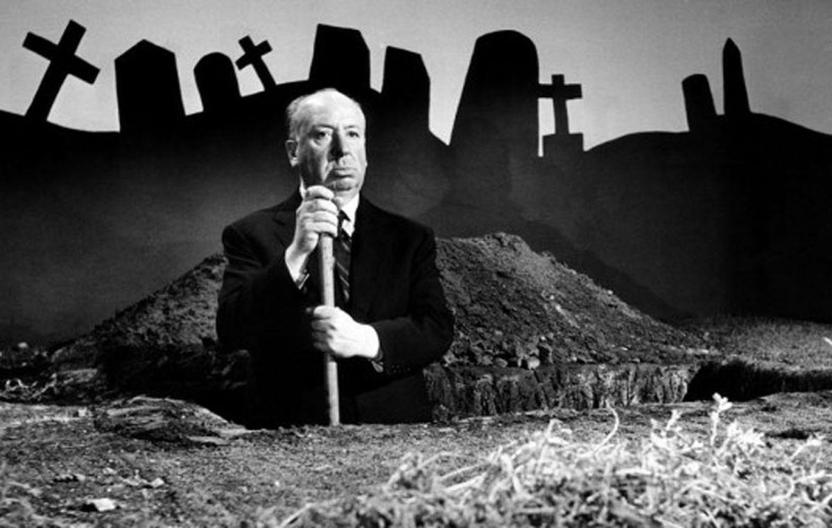 صحنه پایانی فیلم پرندگان آلفرد هیچکاک