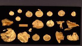 کشف گنجینه طلایی تاریخی در دانمارک