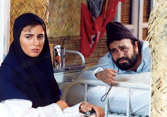 پشت صحنه فیلم سینمایی شیدا و سوتی لیلا حاتمی