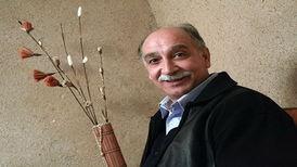 «تب و تاب» محمود پاک نیت مقابل دوربین یک سریال