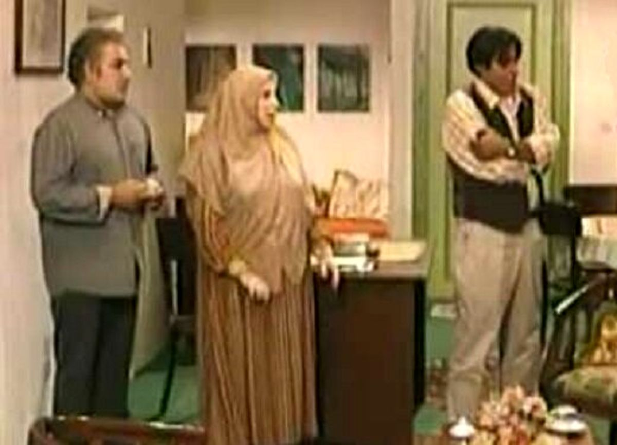 خاطرهبازی با بازیگر سریالی که خسرو شکیبایی، ستاره آن بود