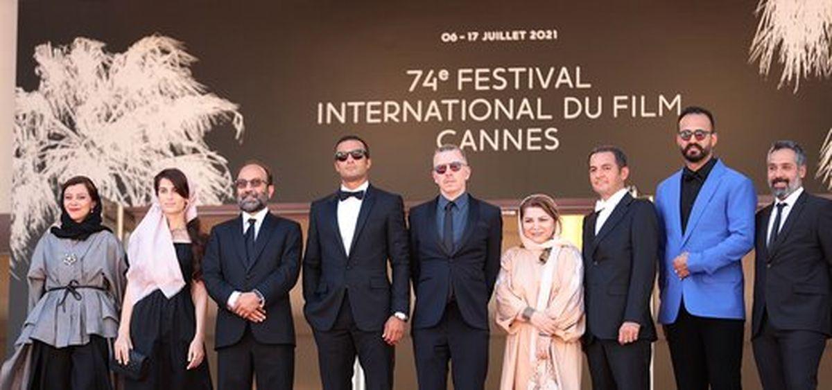 اصغر فرهادی برای نمایش فیلمش در ایران درخواست داده؟